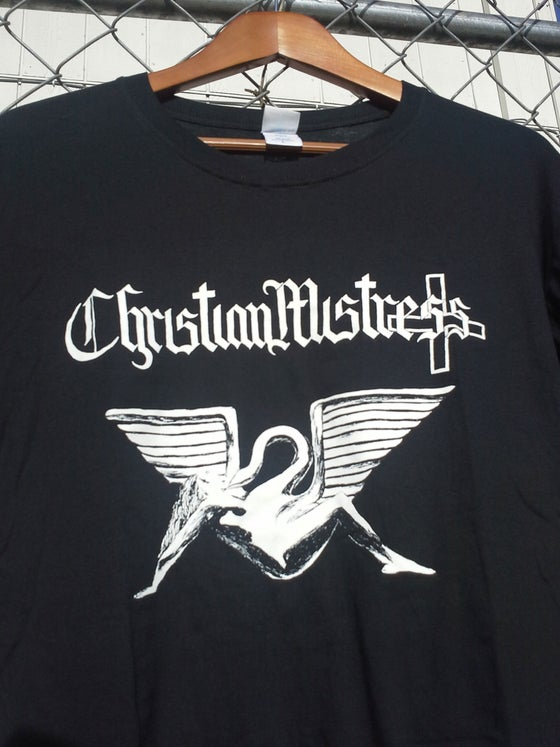 Image of Christian Mistress Serpent Phoenix T Shirt