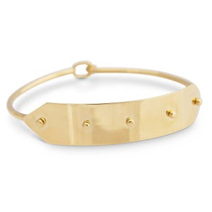 Image of Rivet Bangle
