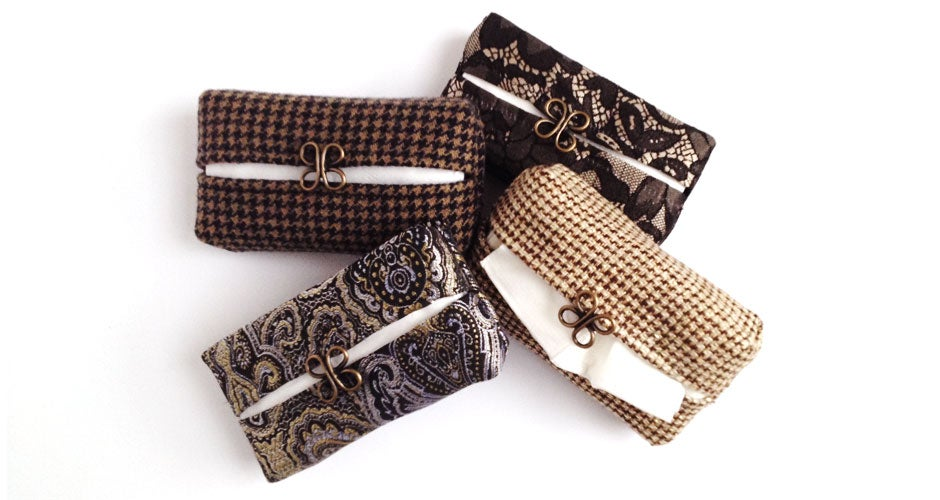 Image of Luxe Travel Tissue Packs