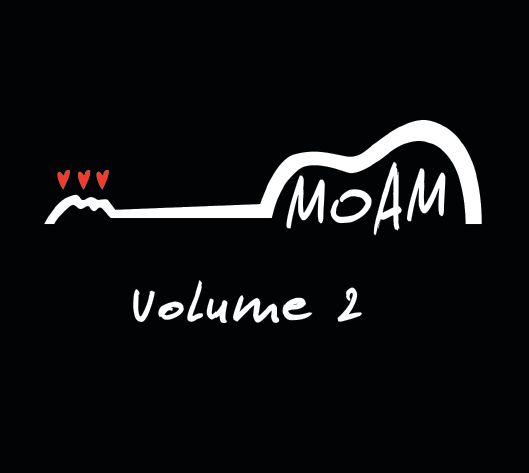 Image of MOAM Volume 2 CD