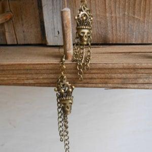 Image of Skull King Ear rings