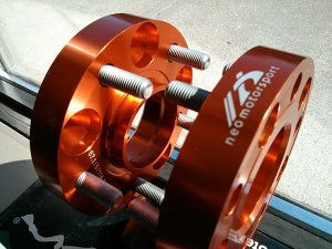 Image of NEO WHEEL SPACERS