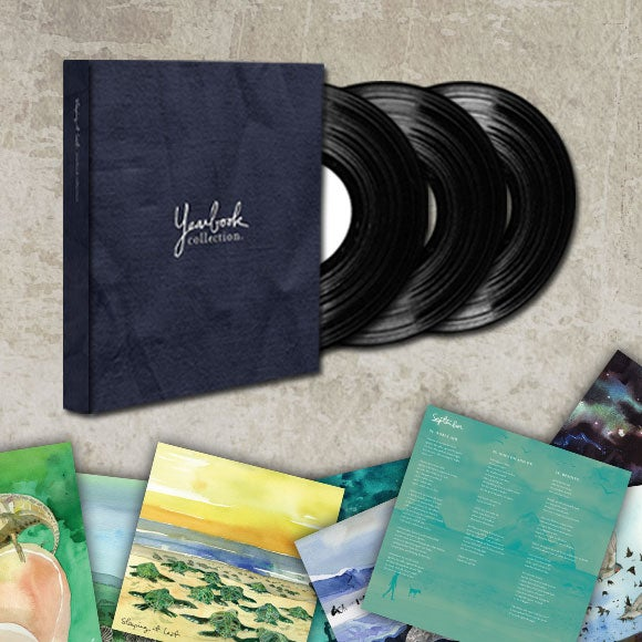 Image of Yearbook (Multi-Color 3-Vinyl Set)