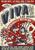 Image of Viva Las Vegas Rockabilly Weekend 17 Poster