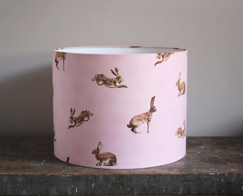 Image of Bunny Lampshade