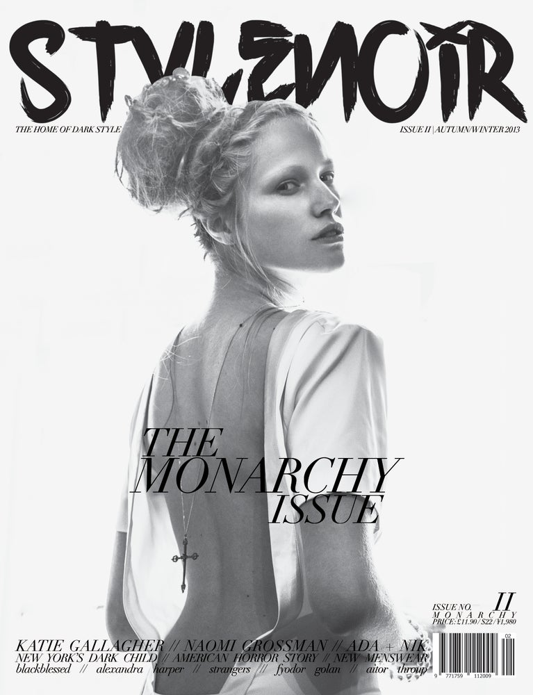 Image of Issue 02 Monarchy - Print Copy