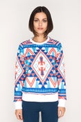 Image of BLM Native2 Womens Sweatshirt