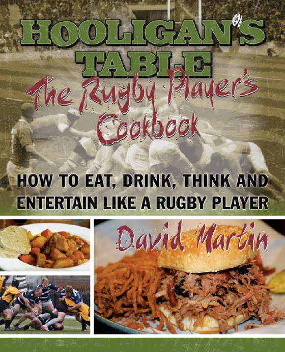 Image of The Hooligan's Table: The Rugby Player's Cookbook
