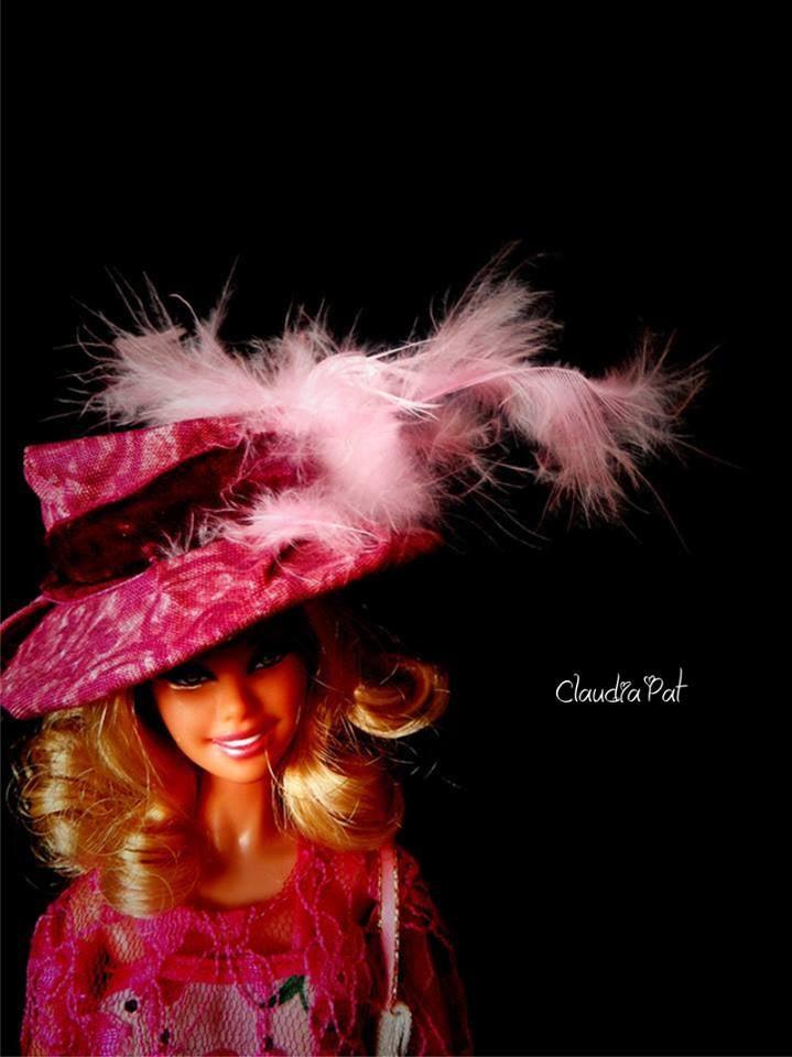 Image of Sombrero rosa Ascot.