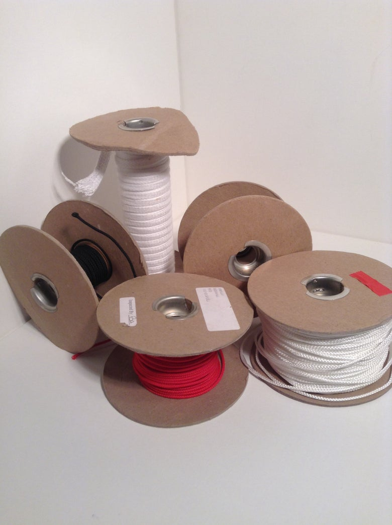 Image of All White String Kit