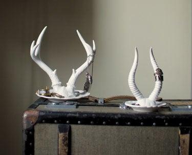 Image of Imm Living Royal Tine Antler Jewellery Holder (Deer)