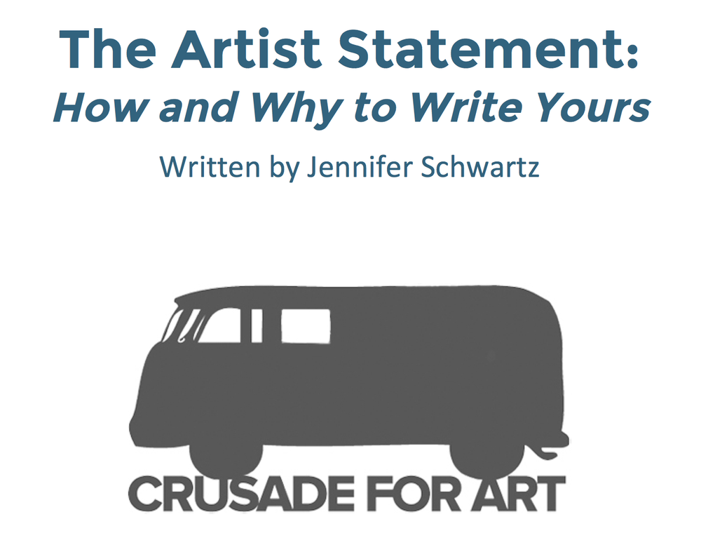 Image of The Artist Statement