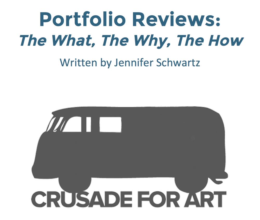 Image of Portfolio Reviews