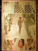 Image of GÖLDEN Graphic Novel - Original Art 4