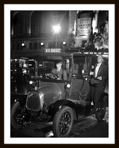 Image of SP01-Taxi, Lower Regent Street, London 1935