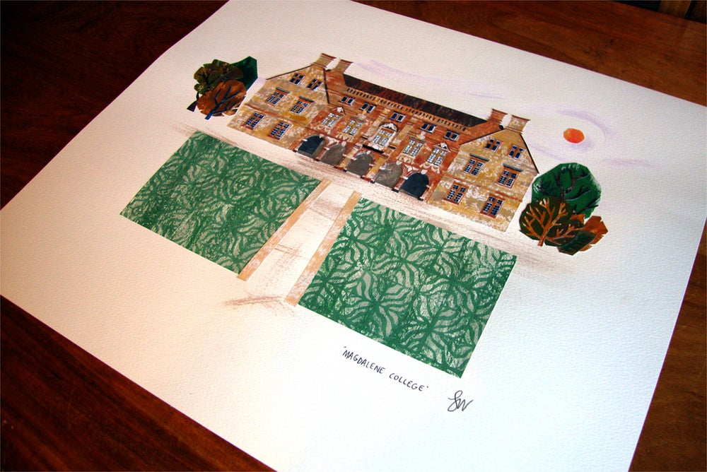 Image of Magdalene College