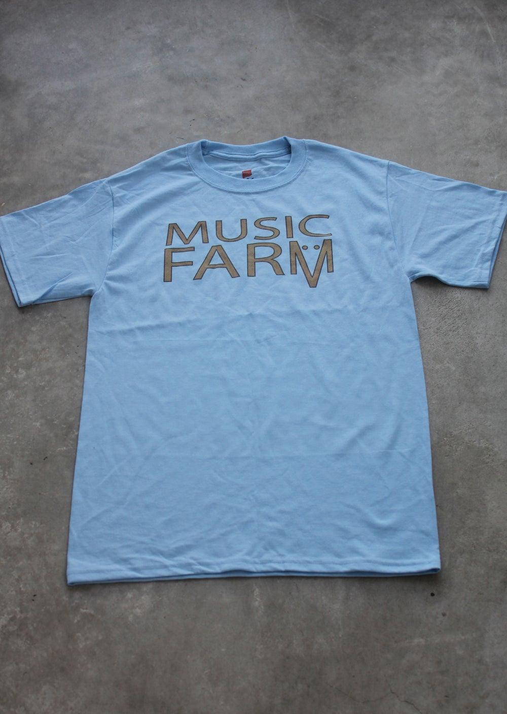 Image of Music Farm Round Neck Hane's Tee