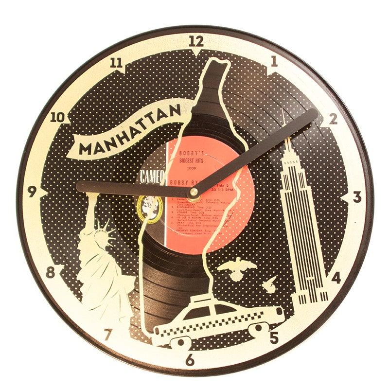 Image of 5 Borough Clocks