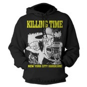 "Image of KILLING TIME ""CBGB"" Hoodie"
