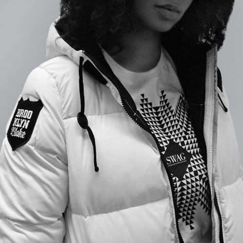 Image of IADX X DBrand Puffa Jacket (Women)