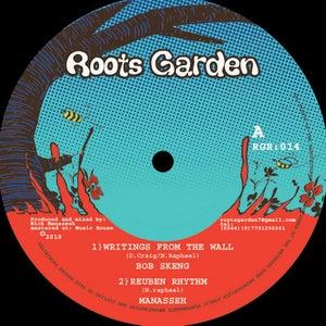"Image of 10"" Bob Skeng 'Writings On The Wall' / Mannaseh 'Reuben rhythm'/ 'Dancehall Something' / Dub"