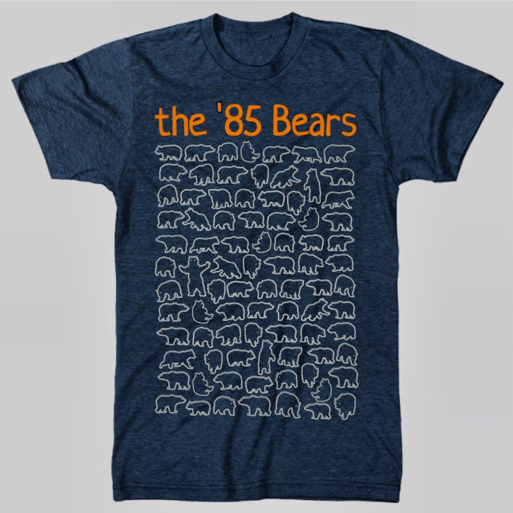 Image of '85 Bears T-Shirt
