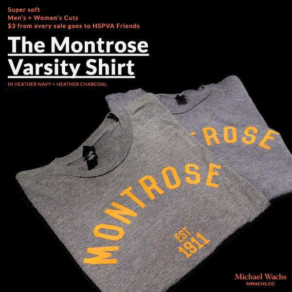 Image of Montrose Varsity Shirts