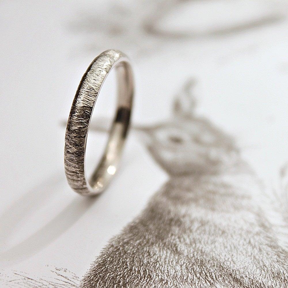 Image of palladium 3mm horn texture