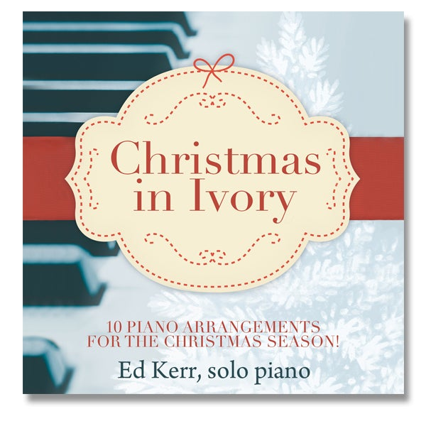 Image of Christmas In Ivory CD <s>$12.00</s>