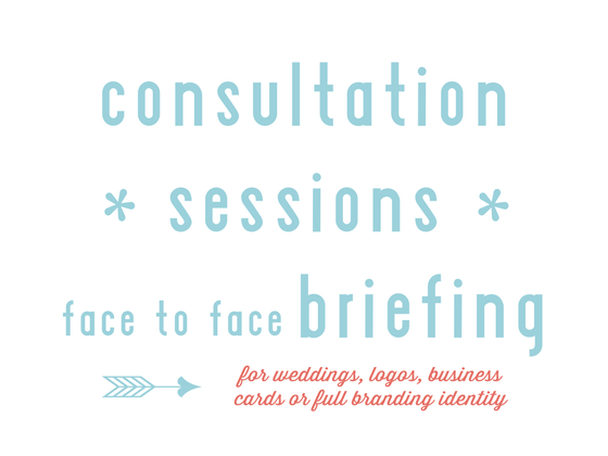 Image of Personal Consultations // Design Briefing Sessions