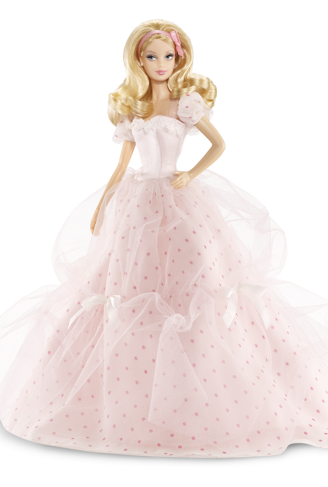 Image of Birthday Wishes® Barbie® Doll