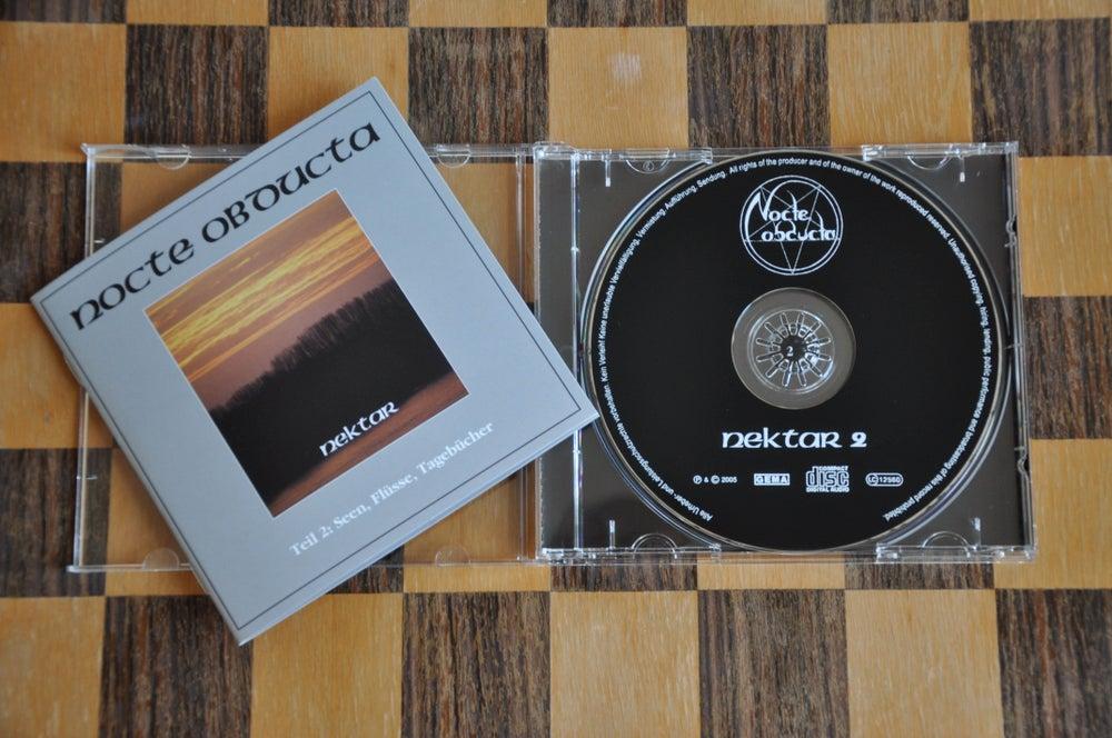 """Image of Nektar 2 - """"Seen Flüsse Tagebücher"""" - CD"""