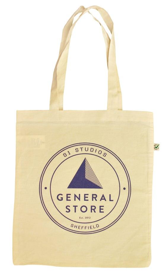 Image of S1 General Store Tote Bag