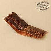 Image of Premium Bi-Fold Wallet - Horween® Shell Cordovan No.8