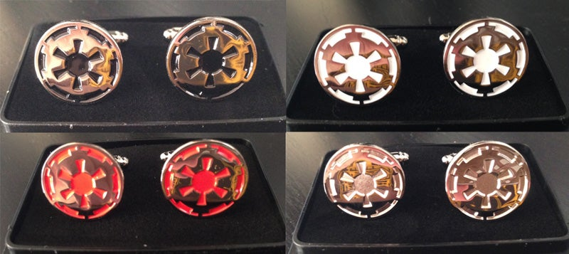 Image of Imperial COG Cuff Links