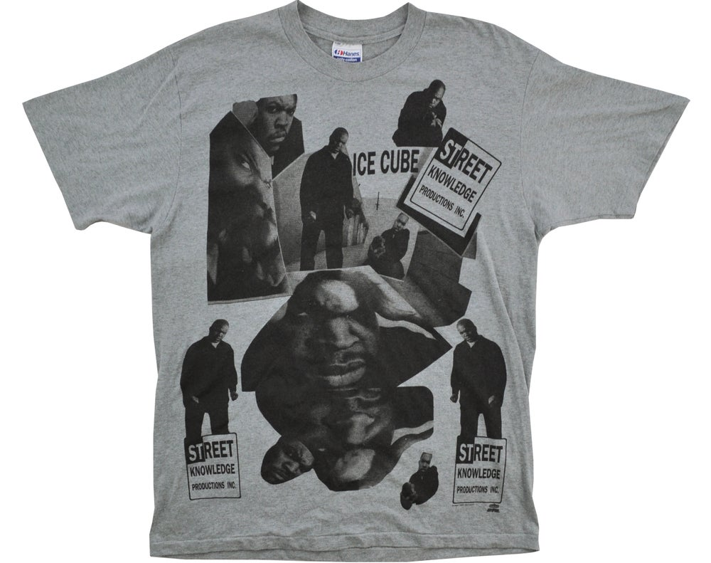 Image of Vintage Ice Cube T Shirt Size XL