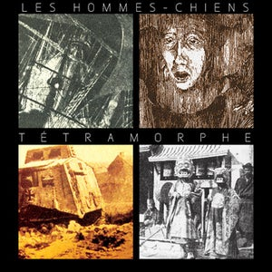 Image of LES HOMMES-CHIENS - Tétramorphe CS