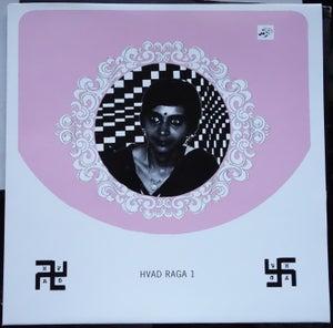 Image of DJ HVAD - HVAD RAGA 1 LP