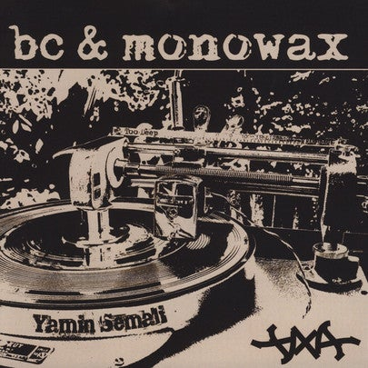 """Image of BC & Monowax - Priceless / Do It All The Time //7"""""""