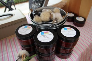 Image of Mens Solid Shaving Soap