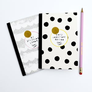 Image of Set of 2 Notebooks