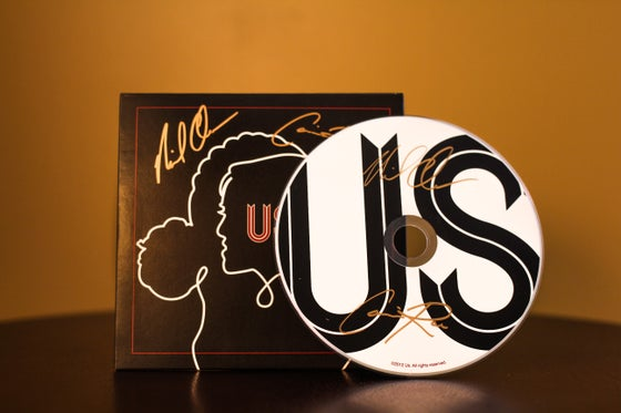 "Image of ""Us"" Self-Titled Album (Signed)"