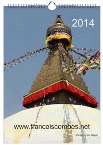 Image of Calendrier 2014