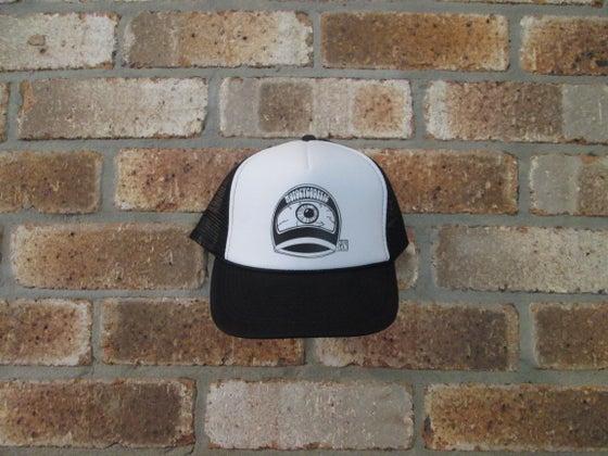 Image of Black Helmet Hat