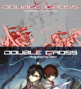 Image of Double Cross: Core + Advanced Rulebook Combo Pak