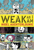Image of Weak as I Am - Nigel Auchterlounie