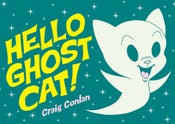 Image of HELLO GHOST CAT!