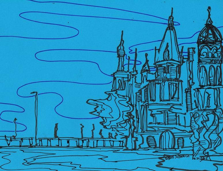 Image of Schloss Schwerin