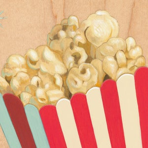 """Image of """"Hot Buttered"""" giclee print"""