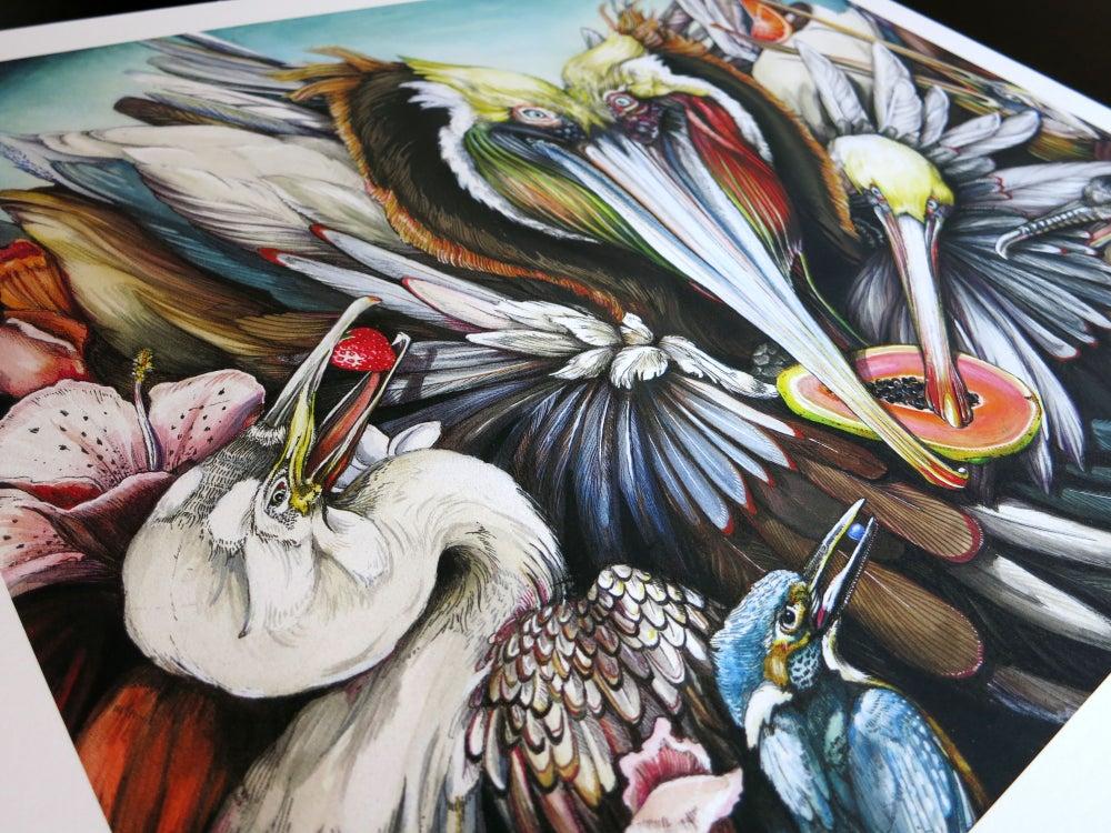 """Image of """"Partake"""" by Christina Mrozik"""